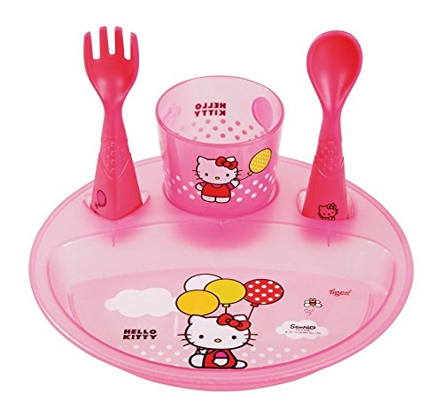tigex-set-de-vaisselle-fun-puzzle-hello-kitty-rose