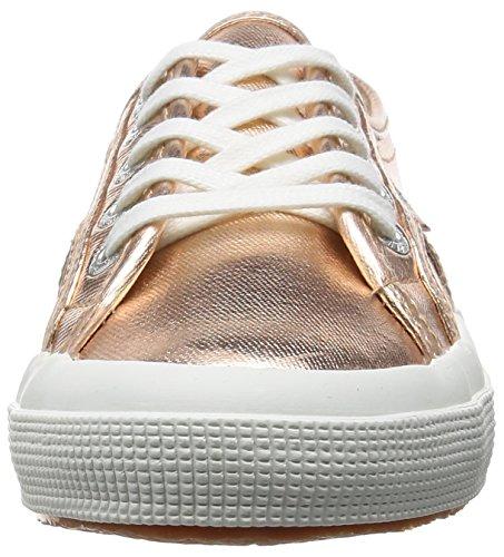 Superga Unisex-Erwachsene 2750 Cotmetu Sneakers Gold (916)
