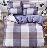 Comforter Ac (Double Bed Luxurious Reversible Comforter Set) - 4 Pc Set (1 Comforter + 1 Double Bedsheet + 2 Pillow Cover)
