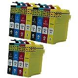 Generisch Kompatible Tintenpatronen Ersatz für Epson 18 XL T18 T1806 ( T1801 T1802 T1803 T1804 ) Hohe Kapazität Tintenpa