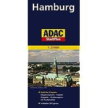 ADAC StadtPlan Hamburg 1:25 000 (ADAC Stadtpläne)