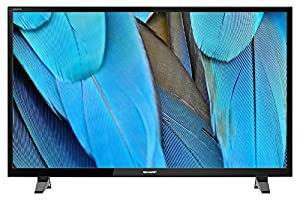 Sharp LC-32CHF4041K 32-Inch Widescreen 720p HD Ready LED TV with Freeview HD - Black