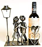 Dancing Couple Wine Bottle Holder