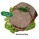Produkt-Bild: Böckle - 200gr Kräuter Leberwurst REIN RIND DIE HERZHAFT UND GROBE LEBERWURSR MIT KRÄUTERN UND ZWIEBELN