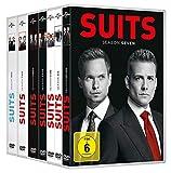 Suits - Die kompletten Staffeln 1+2+3+4+5+6+7 DVD Set (27 DVDs)