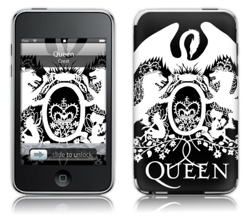 musicskins-queen-crest-for-apple-ipod-touch-2nd-3rd-generation-white