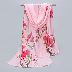 Tonsee Flower Women Scarf