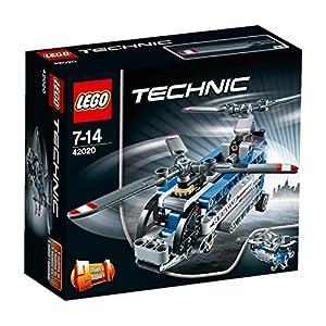 Lego Technic 42020 - Doppelrotor-Hubschrauber