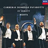 #1: Carreras Domingo Pavarotti in Concert