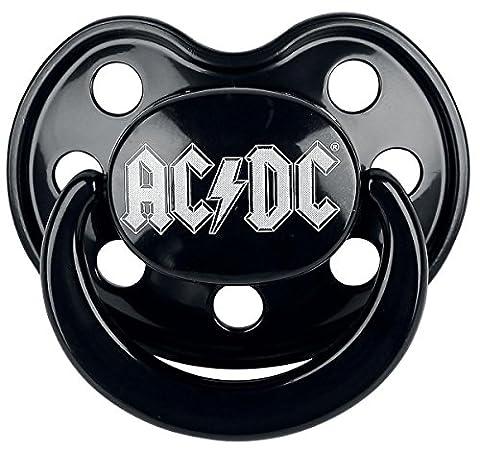 AC/DC Logo Comforter black 6-18 Mon.