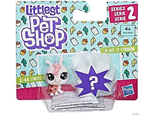 Littlest Pet Shop-Littles PEP Pet Pack 2(Hasbro b9389eua)