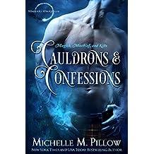 Cauldrons and Confessions (Warlocks MacGregor Book 4) (English Edition)