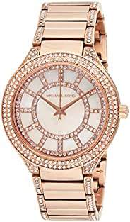 Michael Kors Women's Kerry Rose Gold-Tone Watch MK