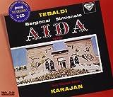 The Originals - Aida (Gesamtaufnahme) - Tebaldi, Bergonzi, Simionato, Karajan, WP