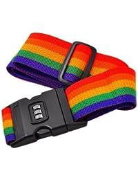 Okayji Multicolour Luggage Lock