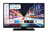 Techwood H32T52C 81 cm (32 Zoll) Fernseher (HD-Ready, Triple-Tuner, Smart TV, Prime Video, Works with Alexa)