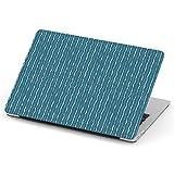 Schutzhülle für MacBook (Hartschale, Design Choose The Correct Model) gestreift, vertikale Linien...