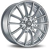 MSW 86 Full Silver 6.5x16 ET37 4x100 Llantas de aleación
