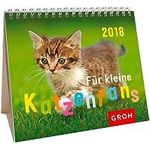 Für kleine Katzenfans 2018: Mini-Monatskalender