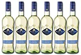 Blue Nun Alkoholfreier Weißwein Lieblich Alkoholfrei (6 x 0.75 l)