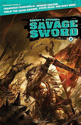 Robert E Howards Savage Sword 02