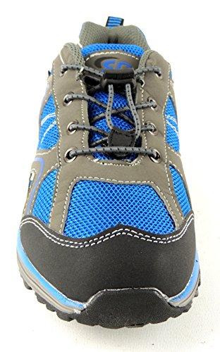Bruetting - Minnesota, Scarpe da escursionismo Bambino royalblau/grau