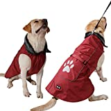 SoSunny - Manteau d'hiver chaud, robuste et réfléchissant pour chiens de petite, moyenne et grande taille
