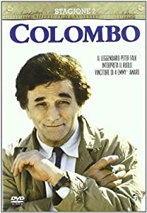 Colombo - Stagione 02 (4 Dvd) by Universal Pictures
