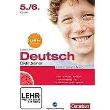 Lernvitamin - Deutsch Diktattrainer 5./6. Klasse  - Einfach bessere Noten