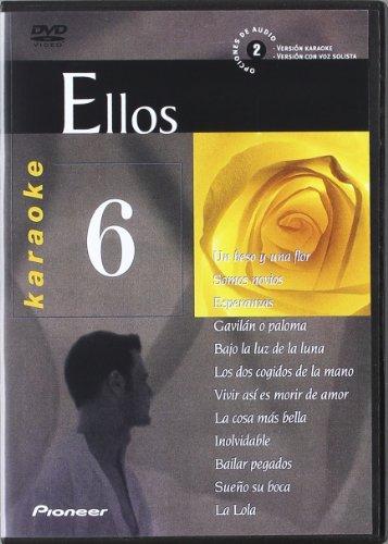 Karaoke 6 Ellos [DVD]