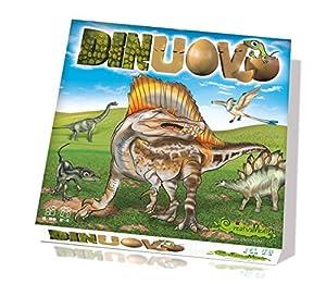 CreativaMente 251-Juegos de Caja dinuovo la Batalla de los Dinosaurios