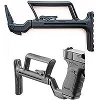 Richlogic Conversion de Carabine pour Glock (G17/G18/G19) -pour Faire Une Carabine