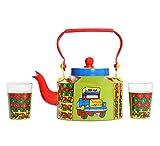 Best Glass Electric Tea Kettle - Tableware Serving Tea Set Tea kettle Tea pot Review