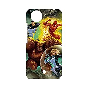 G-STAR Designer Printed Back case cover for Micromax A1 (AQ4502) - G6861