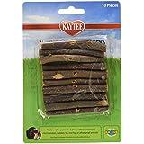 KAYTEE PET Rabbit/Guinea Pig Treats, Apple Sticks, 6-Pk.