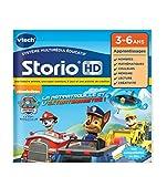 VTech 274105 - Jeu Pour Tablette - Hd Storio - Pat Patrouille