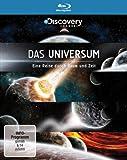 Das Universum - Eine Reise durch Raum und Zeit [Blu-ray]