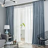 Tende oscuranti,alta densità/protezione ambientale/isolamento/soggiorno/camera da letto/hotel/balcone/tenda isolante di alta qualità/1 pezzo