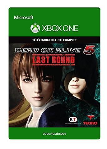 Dead or Alive 5 Last Round [Xbox One - Code jeu à télécharger]