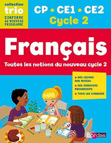 Lis Pdf Francais Cp Ce1 Ce2 Trio Nouveau Programme 2016 By