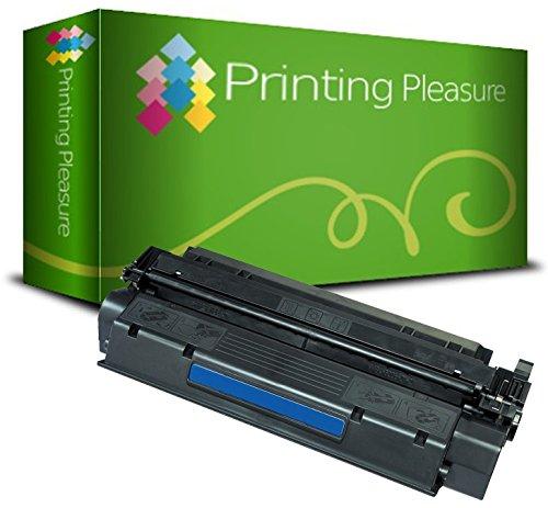 Toner Compatibile per HP Laserjet 1000 / 1005 / 1200 / 1220 / 1300 / 3080 / 3300 / 3310 / 3320 / 3330 / 3380 / Canon LBP-1210 / LBP-558 Serie / C7115A / 15A / Q2613A / 13A / EP-25 Nuovo non Rigenerato, Colore: Nero