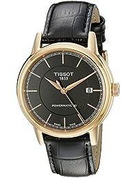 Tissot Herren 's T0854073606100Analog Display Swiss Automatik Black Watch