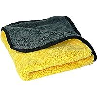 In microfibra panno per asciugare auto antigraffio