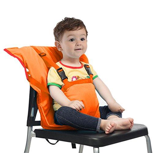 Vine Chaise Nomade pour Bébé Tissu de voyage portable Chaise haute siège  d appoint pour e9fe99078bd