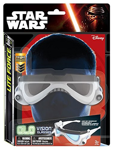 Tech4Kids Star Wars - 35831 - Glo Vision Stormtrooper-Brille