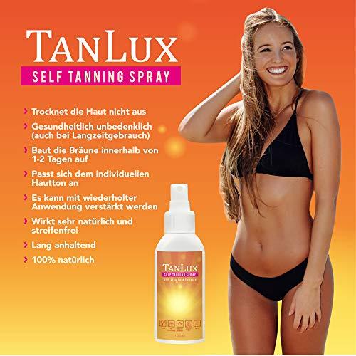 Zoom IMG-2 olio abbronzante by tanlux spray