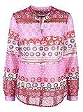 Emily van den Bergh Damen Bluse Größe 42 Pink (pink)