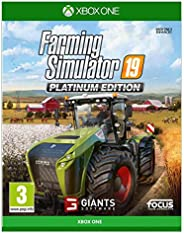 Farming Simulator 19: Platinum Edition (Xbox One)