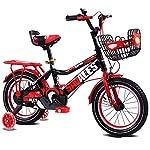 513g%2BMvVj0L. SS150 XY-fitness equipment Durevole Bici per Bambini Ragazzi per Bambini Gilrs Bike con Stablizers 12inch Age 3-5Y Antiscivolo…