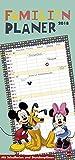 Disney Mickey Mouse & Friends Familienplaner - Kalender 2018